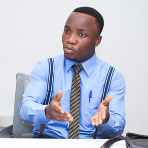 Michael Borteye Okoe Jnr